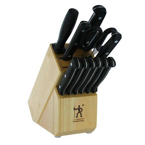 J.A. Henckels International Fine Edge Pro 12-pc. Cutlery Set
