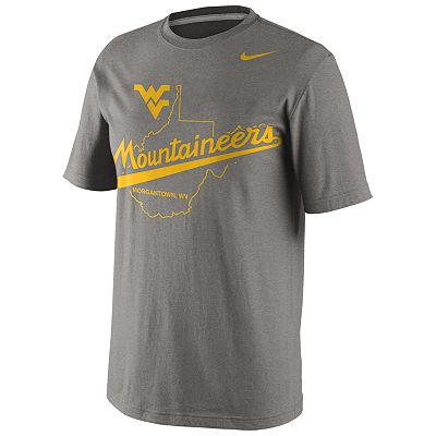 Nike West Virginia Mountaineers State Tee - Men