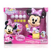 Disney Mickey Mouse and Friends Minnie Mouse Dispenser by Squinkies