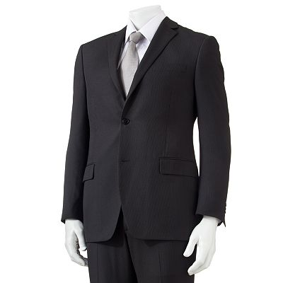 Apt. 9 Slim-Fit Pinstripe Suit Jacket