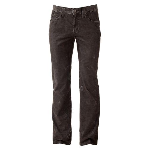 Rock And Republic Neil Slim-Straight Corduroy Pants $ 49.99