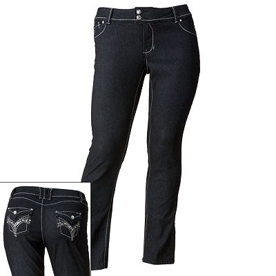 Angels Skinny Jeans - Juniors' Plus