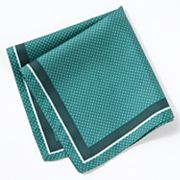 Croft and Barrow Pindot Pocket Square