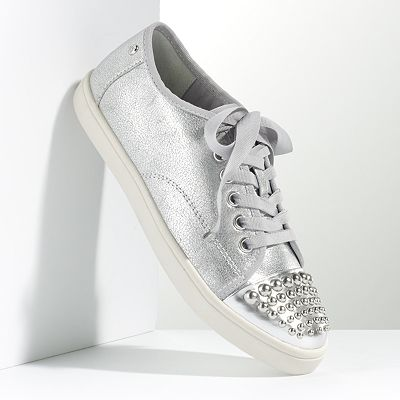 Simply Vera Vera Wang Studded Oxford Shoes - Women