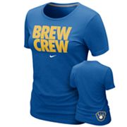 Nike Milwaukee Brewers Local Tee - Women