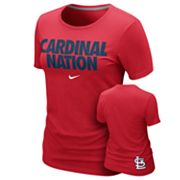 Nike St. Louis Cardinals Local Tee - Women