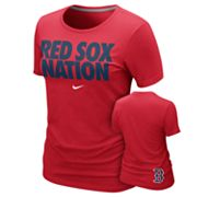 Nike Boston Red Sox Local Tee - Women
