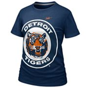 Nike Detroit Tigers Burnout Tee - Women