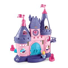 Disney Princess Little People Songs Palace by Fisher-Price by