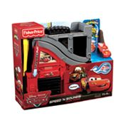 Disney/Pixar Cars 2 Wheelies Speed 'n Sounds Race Track by Fisher-Price