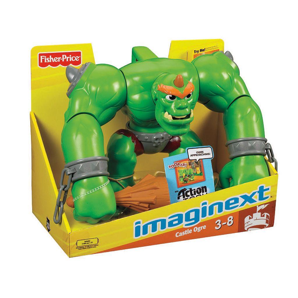 Fisher-Price Imaginext Castle Ogre