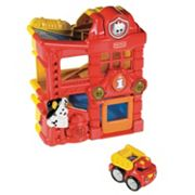 Racin' Ramps Firehouse by Fisher-Price