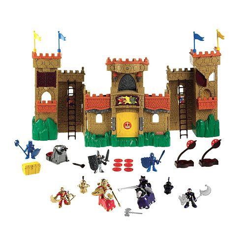 Fisher-Price Imaginext Eagle Talon Castle Gift Set