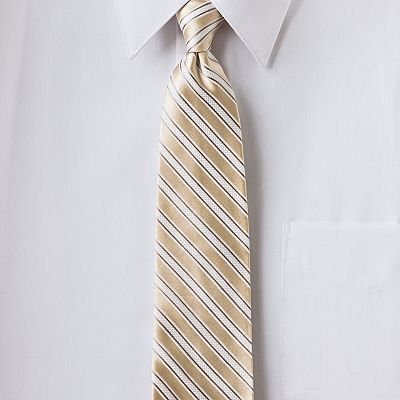 Arrow Spartan Striped Tie
