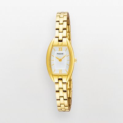 Pulsar Gold Tone Watch - PEGG06 - Women