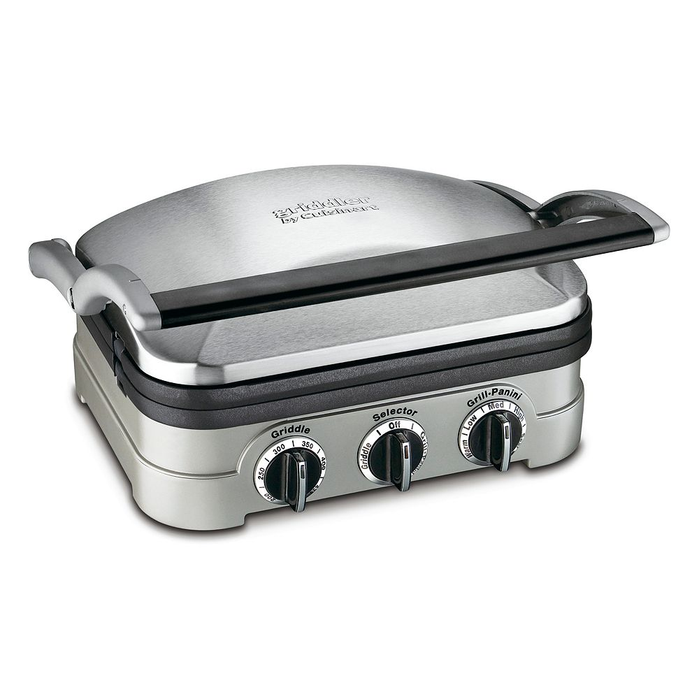 Cuisinart® Griddler Compact Grill & Panini Press