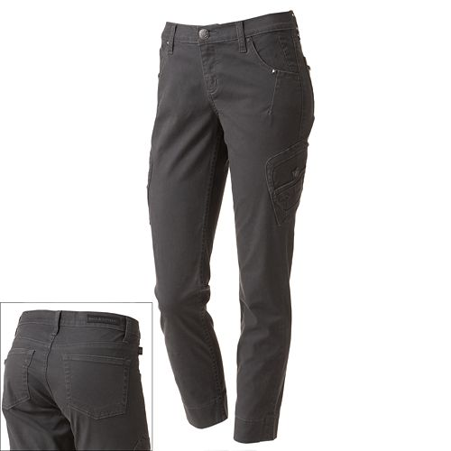 Rock And Republic Prowler Cargo Crop Pants $ 39.99