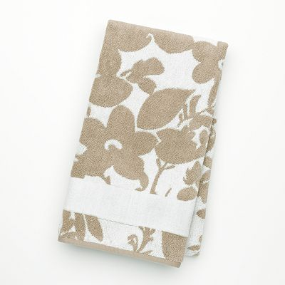 SONOMA life + style Ultimate Performance Floral Bath Towel