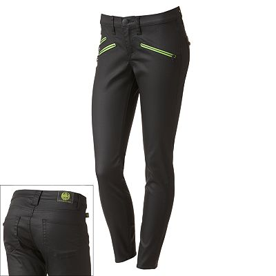 Rock and Republic Banshee Coated Skinny Jeans