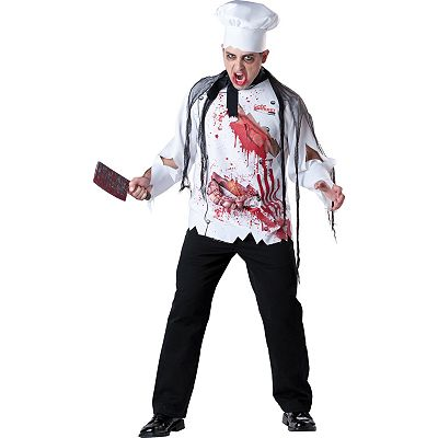 GOREmet Chef Costume - Adult Plus