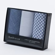 Van Heusen 3-pk. Patterned Handkerchiefs