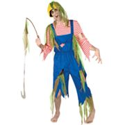 Zombie Fisherman Costume - Adult
