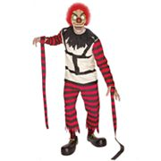 Crazy the Clown Costume - Adult