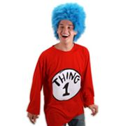 Dr. Seuss Thing 1 Costume - Adult