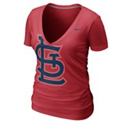 Nike St. Louis Cardinals Burnout Tee - Women