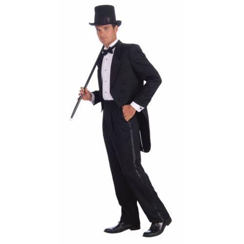 Vintage Hollywood Man's Tuxedo Costume - Adult