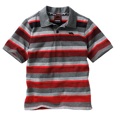 Tony Hawk Fade Striped Polo - Boys 4-7x