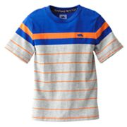 Tony Hawk Bar Code Striped Tee - Boys 4-7x