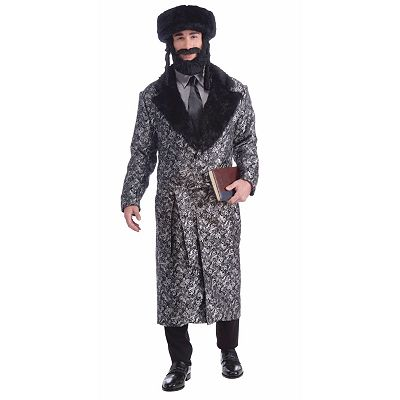 Rabbi Deluxe Costume - Adult