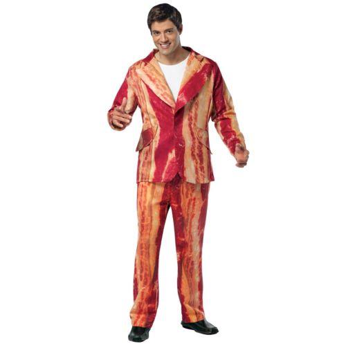 Bacon Suit Costume - Adult