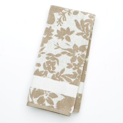 SONOMA life + style Ultimate Performance Floral Hand Towel