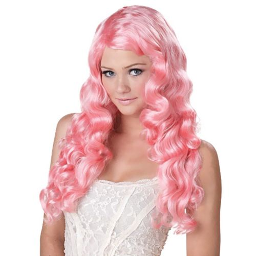 Sweet Tart Costume Wig - Adult