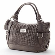 Relic Bleeker Textured Satchel