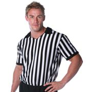 Referee Shirt Costume - Adult Plus