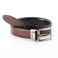 Dockers® Stitched Reversible Leather Belt - Men