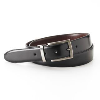 Dockers® Stitched Reversible Leather Belt - Men