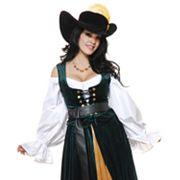 Renaissance Costume Blouse - Adult