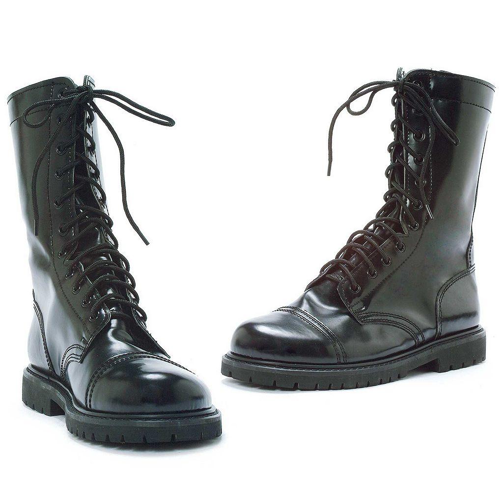 Combat Costume Boots - Adult