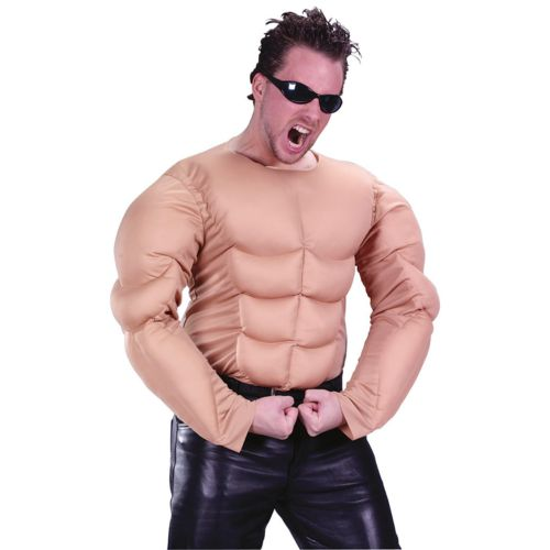 Muscle Shirt Costume - Adult