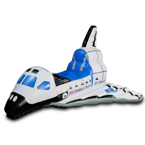 Jr. Space Explorer Inflatable Costume Space Shuttle - Kids