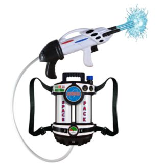 Astronaut Costume Space Pack Water Blaster - Kids