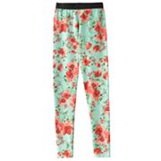 Candie's Floral Capri Leggings - Girls 7-16