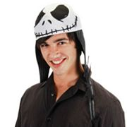 Disney The Nightmare Before Christmas Jack Skellington Aviator Costume Hat - Adult