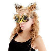Owl Ears & Glasses Costume Set - Adult