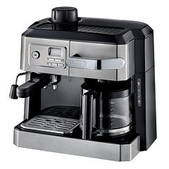 DeLonghi All-in-One Combination Coffee & Espresso Machine