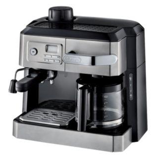 DeLonghi All-in-One Combination Coffee and Espresso Machine